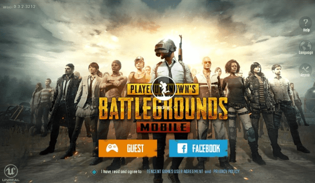 cara pubg mobile di pc laptop dengan noxplayer