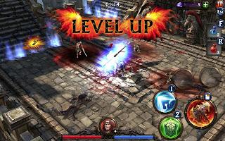 Merupakan game hack n slash buatan dari Glu Unduh Game Android Gratis Eternity Warrior 3 apk + obb