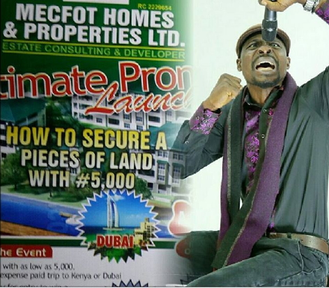 lanre omiyinka sacked real estate ambassador