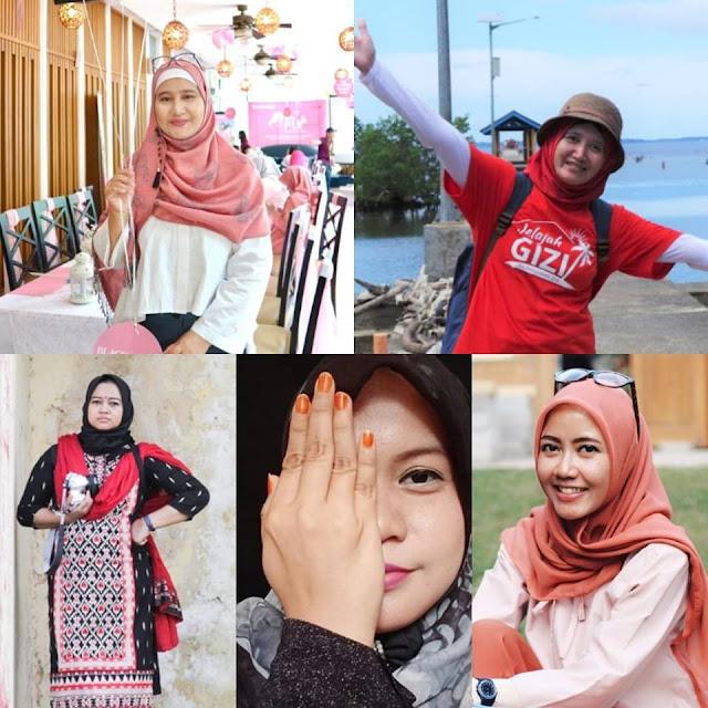 5 Blogger Perempuan Inspiratif Favoritku
