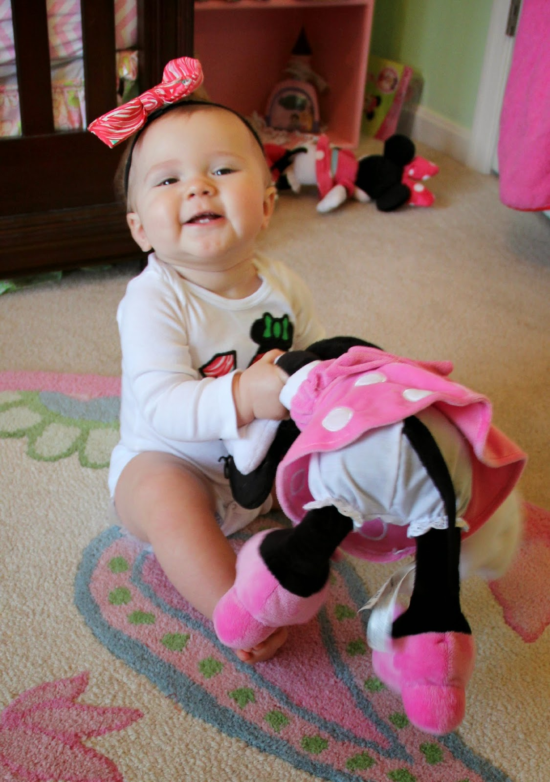 A Little Bolt Of Life Charlotte S 10 Month Update