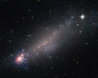 The NGC 4861 Galaxy