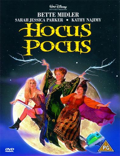 Ver Abracadabra (Hocus Pocus) (1993) Online
