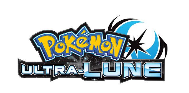 Le Logo du jeu 3DS Pokémon Ultra Lune