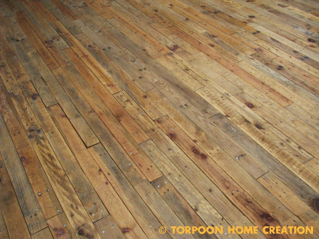 Torpoon Home Creation Terrasse En Palettes Et Salon D Ete