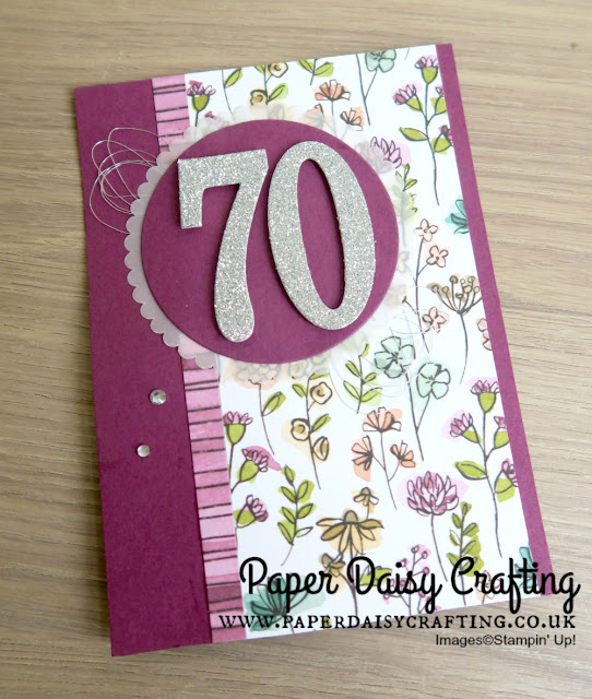 Share What You Love papers Stampin Up