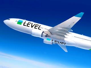 Level la nueva aerolínea low cost de largo recorrido, pasajes baratos a America
