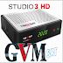 VISIONSAT STUDIO 3 HD ATUALIZAÇÃO V1.38 - 04/08/2018