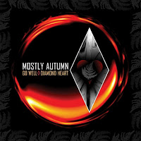 Mostly Autumn Go Well Diamond Heart