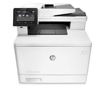HP LaserJet Pro M377dw Driver Downloads