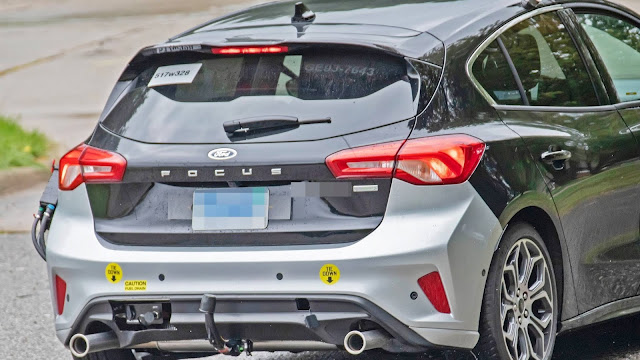 2020 Ford Focus ST New Engine for New Generation
