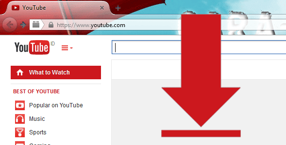 Cara Download Video YouTube Tanpa Software Tambahan