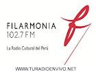 Radio Filarmonia Peru en vivo