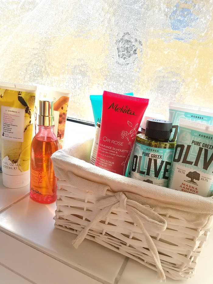 What´s in my Bathroom - The Summer Edition , Korres , Melvita, Ahava,