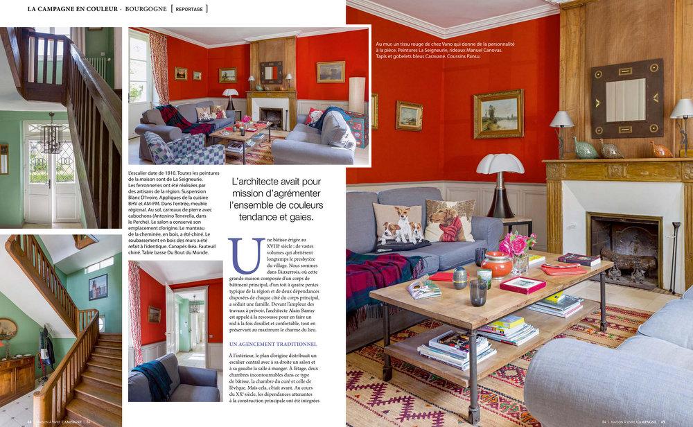 Revue de presse 15 for Revue de decoration interieure