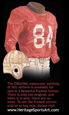 San Francisco 49ers 1948 uniform