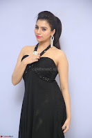 Priyanka in Sleeveless Black Slim Dress Spicy Pics ~  Exclusive 66.JPG