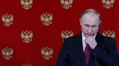 """Putin: """"Los aliados de EE.UU. en la OTAN le hacen coro pese a que violó el derecho internacional"""""""