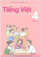 Sách Giáo Khoa Tiếng Việt 4 Tập 2