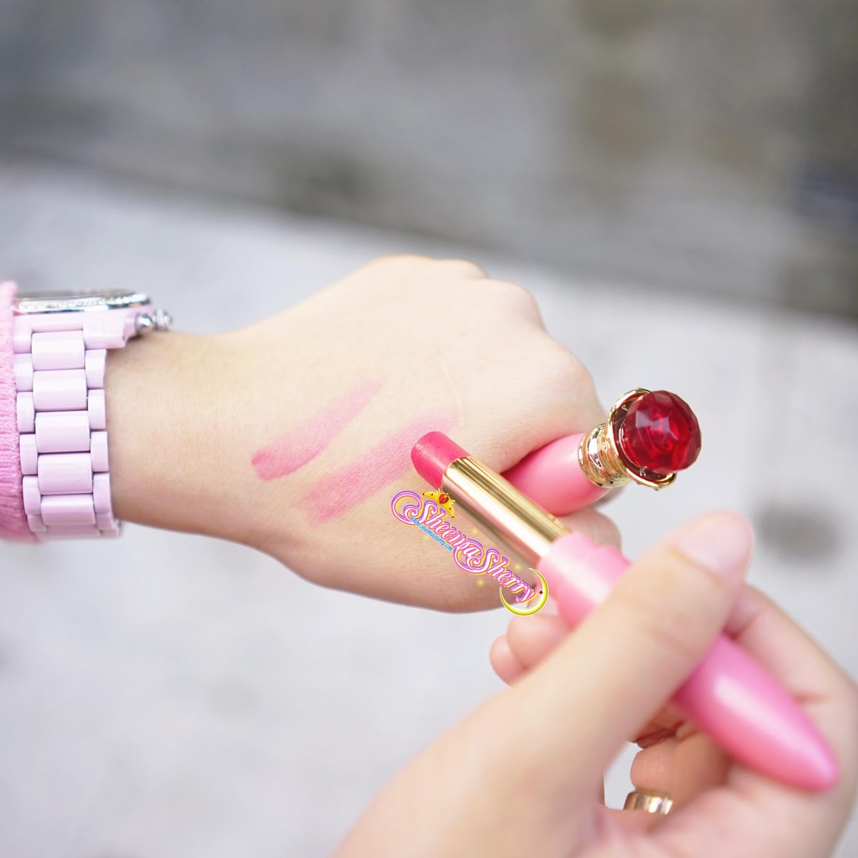Sheemasherry Sheema Sherry Sailor Moon Miracle Romance Makeup Moisture Rouge Moonlight Memories Usagi Tsukino Disguise Pen Creer Beaute