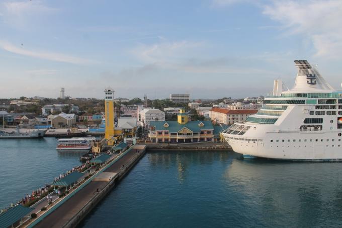 Karibian risteily MSC Divina, Bahama Nassau