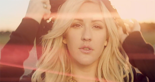 Video: Ellie Goulding - Burn
