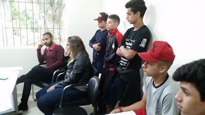 Bairro Capinzal ganha voz na Prefeitura, através dos Gremistas da Escola Estadual Dona Irene Machado