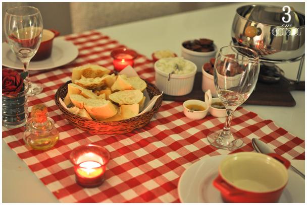 mesa posta para sopa
