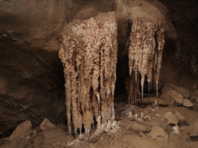 World's longest salt cave discovered in Israel