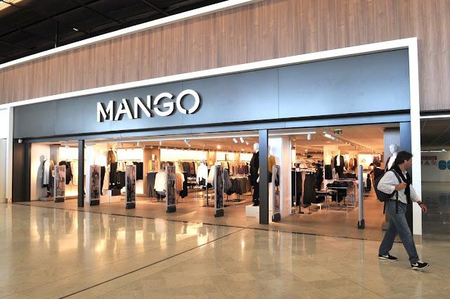 Lojas Mango em Paris