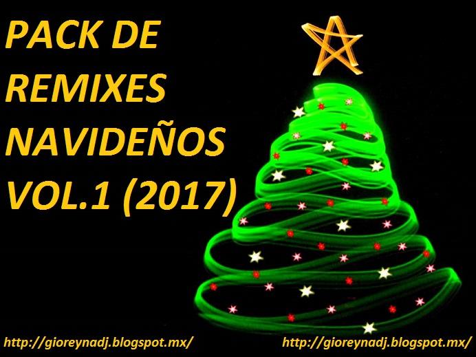 Pack De Remixes Navideños Vol.1 (2017)