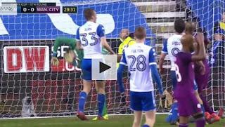 Wigan vs Manchester City 1-0 Piala FA