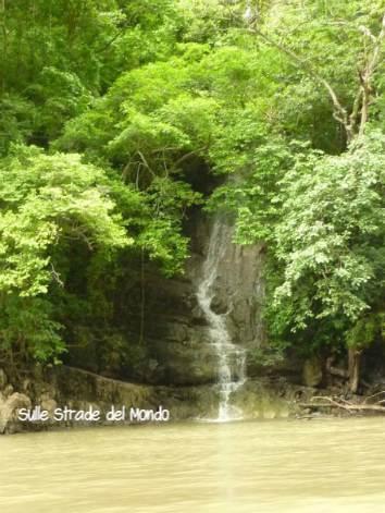 cascate nel Cañón