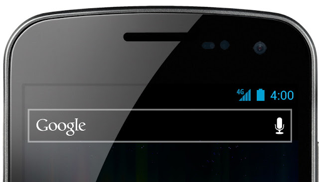 Google Nexus with Pure Google experience