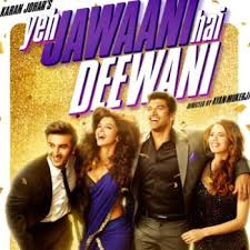 Mt Wiki Make Deepika Padukone, Ranbir Kapoor film Yeh Jawaani Hai Deewani is ninth highest grossing Bollywood film in overseas markets MT wiki, worldwide box office collection a lifetime distributor share of INR 302 Crore crore, it budget 70 Crores