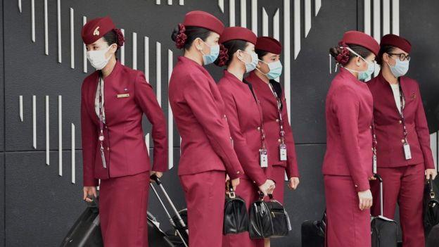 الخطوط-الجوية-القطرية-تعلن-تسريح-عدد-كبير-من-موظفيها