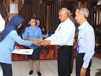 Terima SK CPNS,  Bidan Sleman Harus Beri Pelayanan Prima