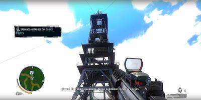Las torres de radio... las atalayas de este Far Cry xD.
