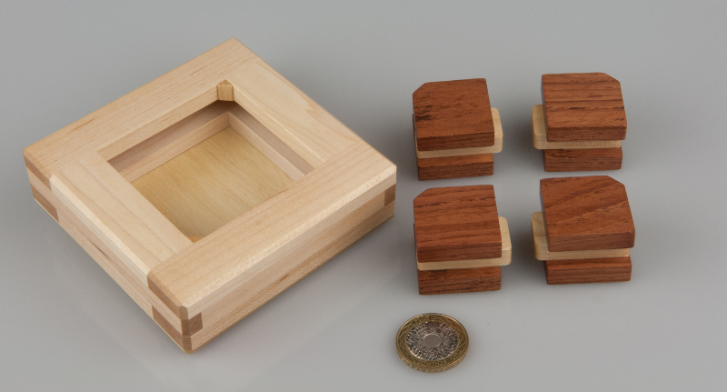 Wood used in matchmaking crossword