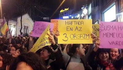 Feminist Yürüyüşü
