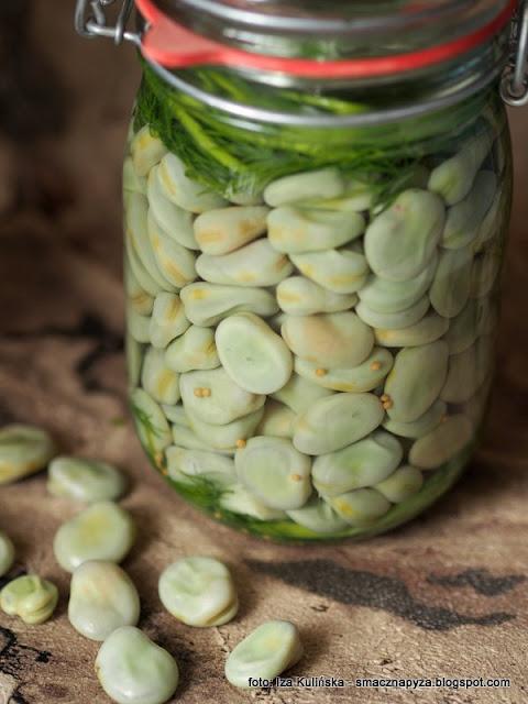 bober, kiszonki, przetwory, sloiki, spizarnia, kiszenie, warzywa kiszone, warzywa straczkowe