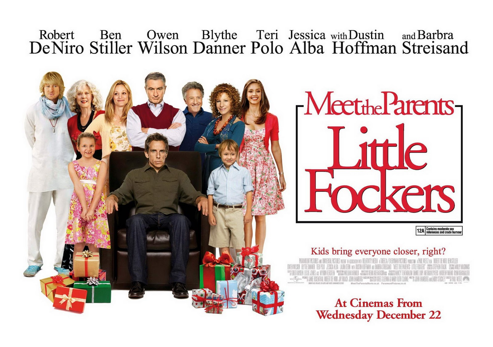 what came first meet the fockers and parents