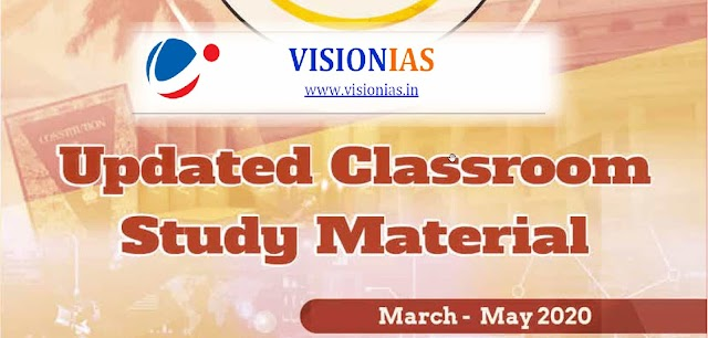 Vision IAS PT365 2020 Updated Study Material March to May 2020 pdf