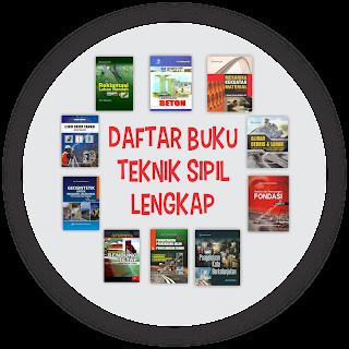 Daftar Buku Teknik Sipil Lengkap
