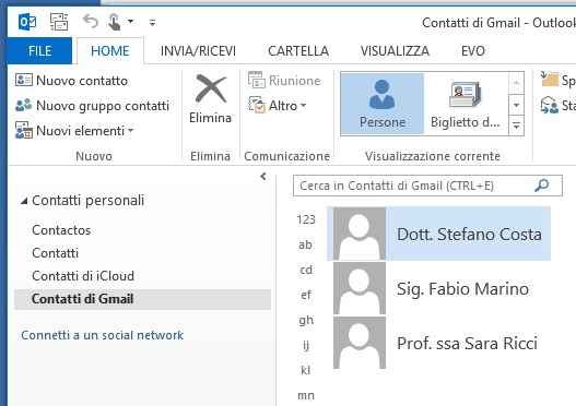 Sincronizzare Calendario Outlook Android.Sincronizzare Google Calendar Con Outlook 2016 2019