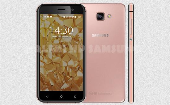 Smartphone Advan 4G LTE Murah I5A