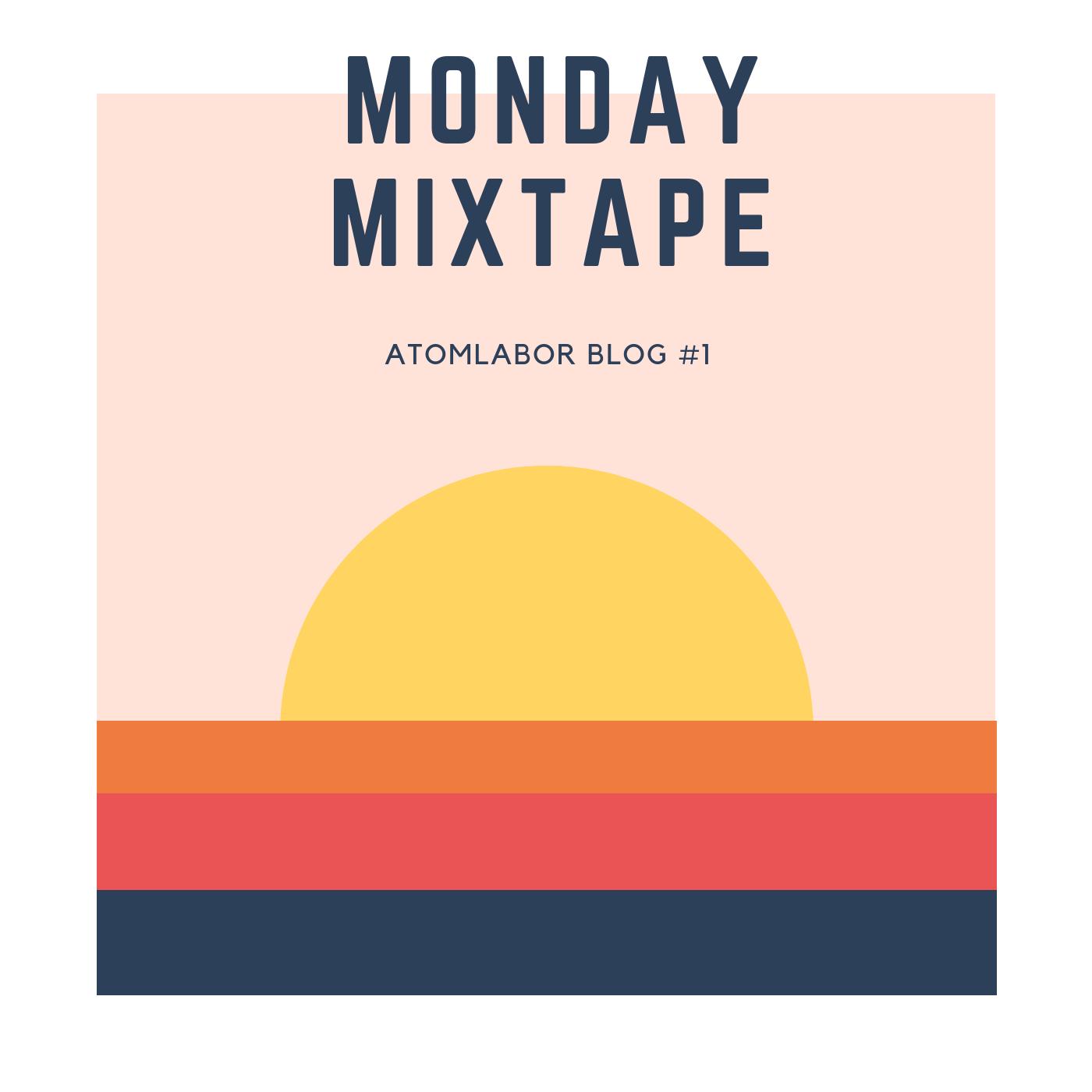MONDAY MIXTAPE - ATOMLABOR #1 | GUTE LAUNE STREAM