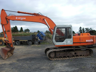 Technical Manual Hitachi EX200-2 EX200lc-2