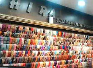 Lowongan Kerja SPG Dan SPB Fashion Muslim Bandung