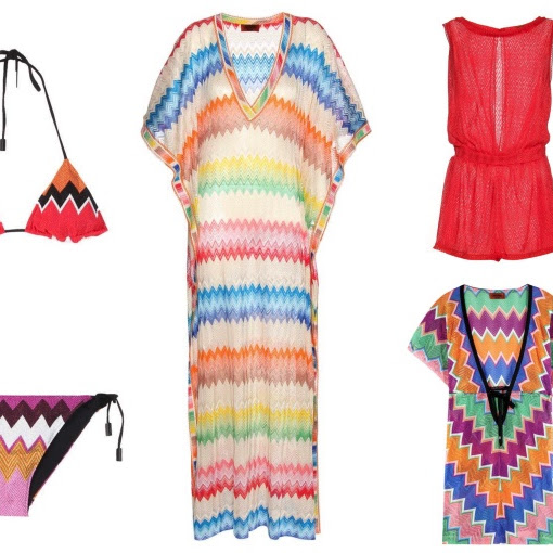 Summer Trend: Crochet Beach Wear